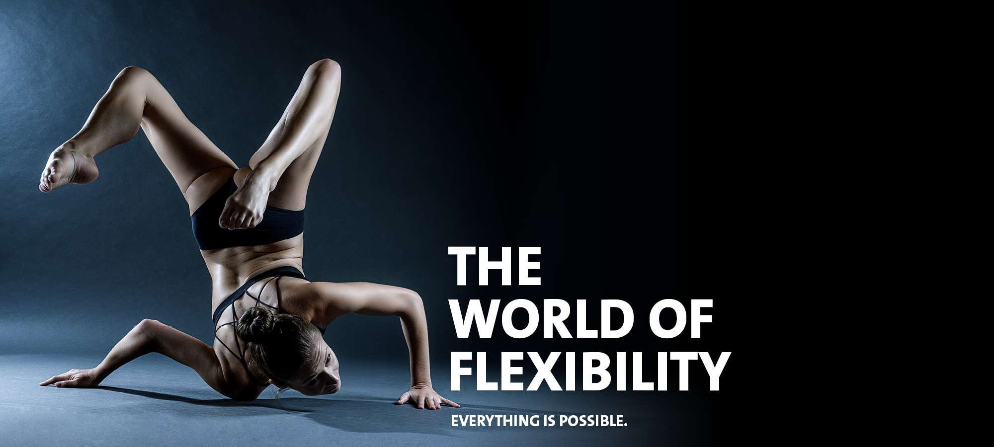The world of flexibility